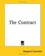 Cover of: The Contract | Margaret Cavendish