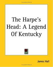 Cover of: Harpe's Head | James Hall