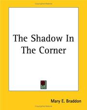 Cover of: The Shadow In The Corner by Mary Elizabeth Braddon