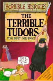 Cover of: Terrible Tudors Book and Playing Cards Pack | Terry Deary