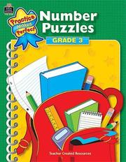 Cover of: Number Puzzles Grade 3 (Practice Makes Perfect (Teacher Created Materials)) by IN-HOUSE