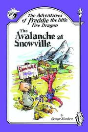 Cover of: The Adventures of Freddie the Little Fire Dragon by George Skudera