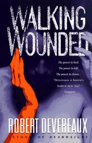 Cover of: Walking Wounded | Robert Devereaux