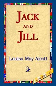 Cover of: Jack and Jill by Louisa May Alcott