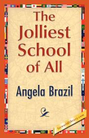 Cover of: The Jolliest School of All by Angela Brazil