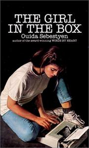 Cover of: The Girl in the Box | Ouida Sebestyen
