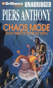 Cover of: Chaos Mode | Piers Anthony