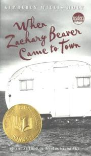Cover of: When Zachary Beaver Came to Town (Readers Circle) | Kimberly Willis Holt