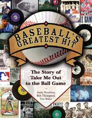 Cover of: Baseball's greatest hit | Robert Thompson, Tim Wiles, Andy Strasberg