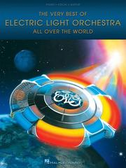 Cover of: The Very Best of Electric Light Orchestra - All Over the World | Electric Light Orchestra