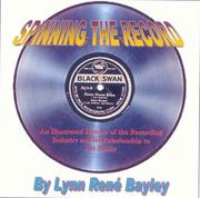 Cover of: Spinning the Record | Lynn Rene Bayley