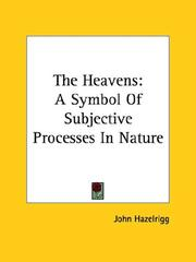 Cover of: The Heavens | John Hazelrigg