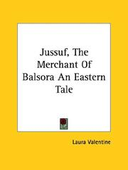 Cover of: Jussuf, the Merchant of Balsora | Laura Valentine