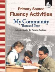 Cover of: Primary Source Fluency Activities | Christi E. Parker