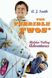 Cover of: The Terrible Twos' | A. J. Smith