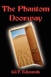 Cover of: The Phantom Doorway | W.F. Edwards