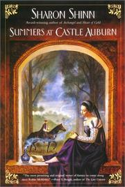 Cover of: Summers at Castle Auburn | Sharon Shinn