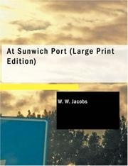 Cover of: At Sunwich Port | W. W. Jacobs