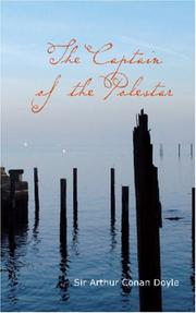 Cover of: The Captain of the Polestar by Sir Arthur Conan Doyle