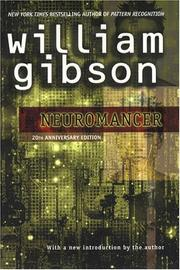 Cover of: Neuromancer by William F. Gibson