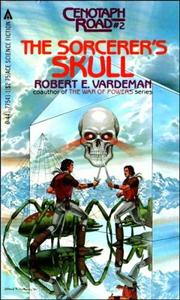 Cover of: Sorcerer's Skull (Cenotaph Road #2) by Robert E. Vardeman