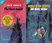 Cover of: The Last Castle / World of the Sleeper (Ace SF Double, H-21) by Jack Vance