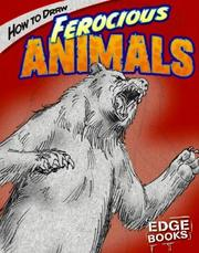 Cover of: How to Draw Ferocious Animals | Aaron Sautter