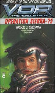 Cover of: Operation Sierra-75 by Thomas S. Gressman