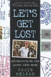 Cover of: Let's Get Lost | Craig Nelson