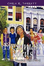 Cover of: Freshman Focus | Carla R Sarratt