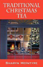Cover of: Traditional Christmas Tea | Sharyn McIntyre