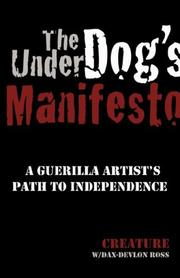 Cover of: The Underdog's Manifesto | Creature
