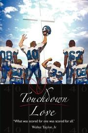 Cover of: Touchdown Love | Walter Taylor Jr