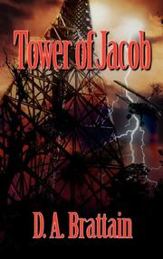Cover of: Tower of Jacob by D.A. Brattain