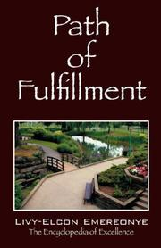 Cover of: Path of Fulfillment | Livy-Elcon Emereonye