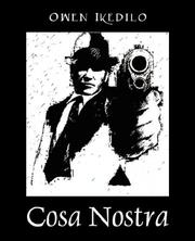 Cover of: Cosa Nostra | Owen Ikedilo