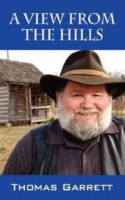 Cover of: A View from the Hills | Thomas 'Sonny' Garrett