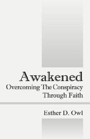 Cover of: Awakened | Esther, D Owl