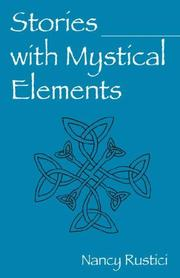 Cover of: Stories with Mystical Elements | Nancy Rustici
