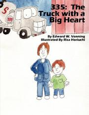 Cover of: The Truck With a Big Heart | Edward W Venning