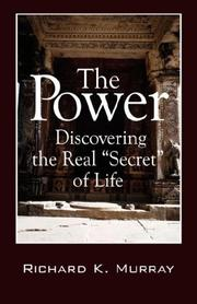 Cover of: The Power | Richard K Murray