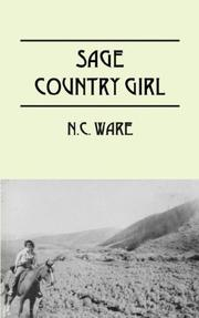 Cover of: Sage Country Girl | N C Ware