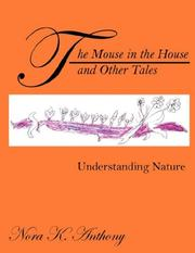Cover of: The Mouse in the House and Other Tales | Nora Katsourakis