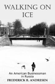 Cover of: Walking on Ice | Frederick R. Andresen
