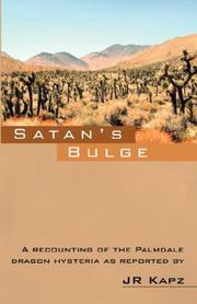Cover of: Satan's Bulge | J R Kapz
