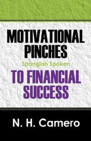 Cover of: Motivational Pinches to Financial Success by N Hernandez Camero ESE