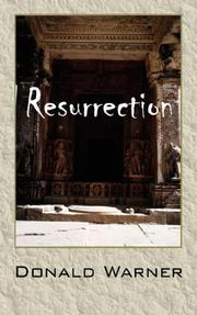 Cover of: Resurrection | Donald D Warner