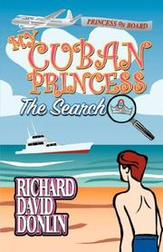 Cover of: My Cuban Princess | Richard David Donlin