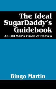 Cover of: The Ideal SugarDaddy's Guidebook by Bingo Martin