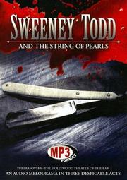 Cover of: Sweeney Todd and the String of Pearls | Yuri Rasovski